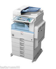 Ricoh MPC 2051 Colour Multifunction with Copy Scan Print with option Staple Unit