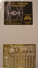Paragrafix PGX182 1/48 TIE Fighter Photoetch Set For Revell Master Series Kit