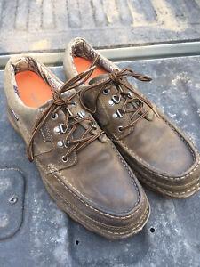 Merrell Kangaroo Brown Shoes Size