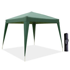 Easy Pop Up Canopy 10x10 Waterproof Folding Gazebo Outdoor Party Camping Tent