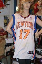 b18a21106 Adidas Jeremy Linn New York Knicks NBA Basketball Jersey Size 54