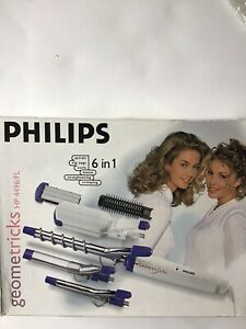 Philips Geometrics 6 in 1 hair styling 6 in 1