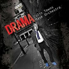 Drama - Colin  Mask Orchestra Towns (2015, CD NIEUW)