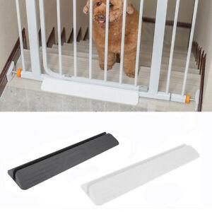 Home Tall Baby Pet Gate Toddler Dog Stair Way Safety Lock Walk Thru Door