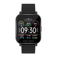 Smartwatch MT28 Bluetooth Uhr 2.5D HD Display für iPhone Android iOS Wasserdicht