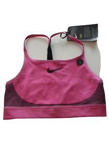 NIKE DRI FIT GIRLS SPORTS/TRAINING BRA SIZE LARGE NEW WITH TAGS