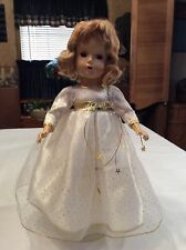 "1947-56 Madame Alexander 14.5"" Fairy Queen Doll W/ Margaret Face"