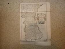 1735.Royaume de Corée.carte.first map of Korea .asia.D'Anville.Delahaye
