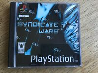 Sony Playstation PS1 game Syndicate Wars - VGC - Bullfrog Productions (t11)