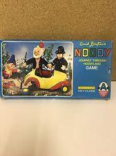 Vintage Noddy Journey Through Noddyland Board Game (Arrow 1974)