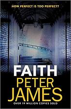 PETER JAMES: FAITH (PAPERBACK) NEW BOOK