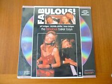 The Fabulous Baker Boys -  Laserdisc - unopened, sealed in original case