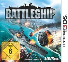 Nintendo 3ds - Battleship