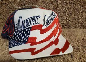 vintage atlanta 1996 olympics hat Snapback NEW Logo 7