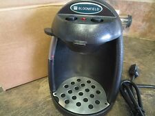 "BloomField ""Commercial"" Pod1 Coffee Maker Gourmet Automatic NEW Travel / RV ing"