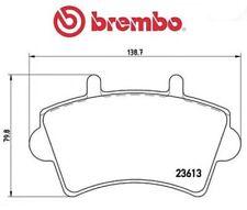 P59039 Kit pastiglie freno, Freno a disco (MARCA-BREMBO)
