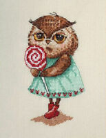 Counted Cross Stitch Kit NEOCRAFT - LOLLIPOP