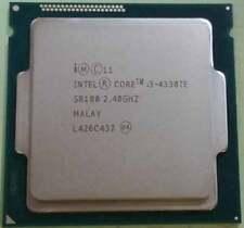 Intel Core i3-4330TE Processor 4M Cache, 2.40 GHz Tested