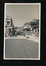 Pakistan Street scene RASWALPINDI? used 1964 RP PPC