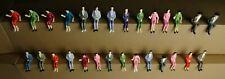 28 Stück Figuren für Spur G Gartenbahn -- Maßstab 1:22,5