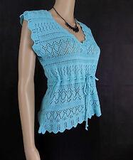 Per Una Women's Vest Top, Strappy, Cami V Neck Waist Length Tops & Shirts