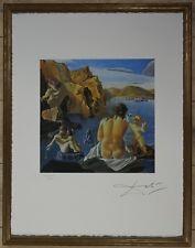 """Salvador Dali """"Venus and Cupids"""" Lithograph Limited 2000 pcs."""