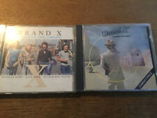 Brand X [2 CD Alben] Morrocan Roll + Why should ... (Feat Phil Collins)