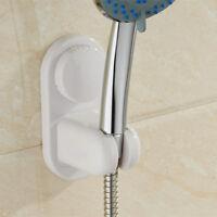Handheld Bathroom Adjustable Shower Head Holder Suction Cup Style Shower Holder