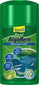 Tetra Pond Algorem 250ml Green Water Algae treatment
