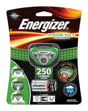 Energizer  250 lumens Green  LED  Headlight  AAA Battery