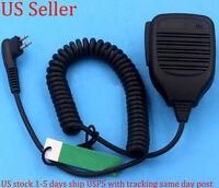 High Quality Hand Mic Speaker for Motorola Radio DTR550/DTR650/DTR410 -US STOCK