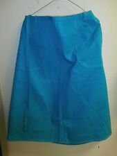FSA Collection #108 WOMENS WRAP SKIRT SIZE LARGE GENTLY WORN