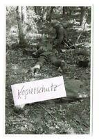 WW 2 Russland Feldzug am 22.08.42 Kampf im  Wald Kolodesi  K 17.17 Panzer Div.