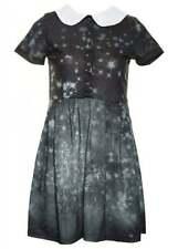 Vestiti da donna grigia casual in cotone