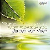 Yiruma: Piano Music 'River Flows in You', Jeroen van Veen CD | 5028421950693 | N