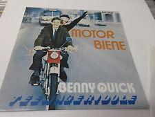Benny Quick - Motorbiene Vinyl