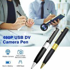 Pen Camera Hidden Nanny Camera Video Recorder Camcorder Surveillance DVRs NVRs