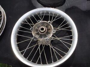 Rear Wheel Gas Gas EC300  EC 250 300 GasGas