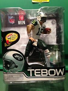 NEW YORK JETS TIM TEBOW #15 NFL SERIES 31. FOOTBALL ACTION FIGURES*