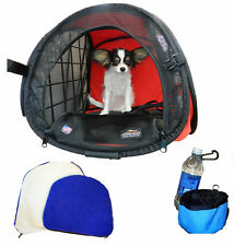 "Pet Kennel / Pet Crate / ""MuttHut"" - Collapsible, Compact, Foldable (4 Sizes!)"