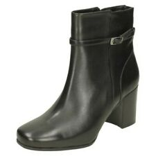 Ladies Clarks Ankle Boots 'Kensett Diana'