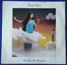 "Mercy Mercy: It must be Heaven, Maxi 12"", UK 1984"