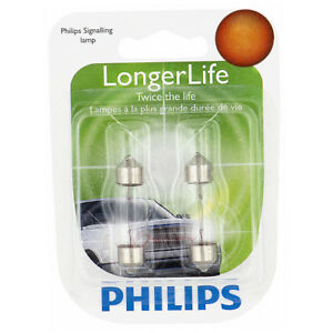 Philips License Plate Light Bulb for Mercedes-Benz 190D 190E 200D 220 220D yd