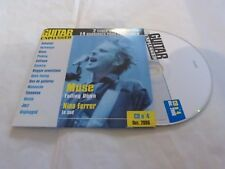 MUSE - NINO FERRER - French only CD GUITAR UNPLUGGED Unique P/S !!! 4