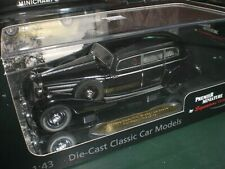 Mercedes Benz 770K Pullman Limousine 1938 - Premier Miniature 1:43 Made in China