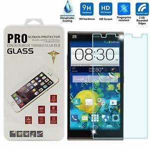Premium Tempered Glass Screen Film Protector for ZTE Z987 Z787 Grand X Max+