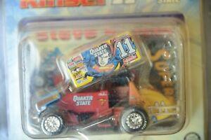 1999 Action, Steve Kinser, 1/50 Sprint Car, Superman