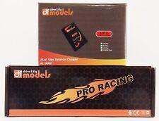 DF-Models Batterie LiPo 5200 mAh 7,4 V 38 WH par Racing No. 1810 + Charger df2
