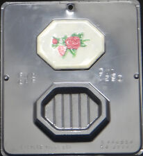 Box with Rose Cover Chocolate Candy Mold   1290 NEW