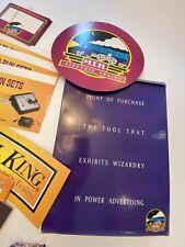 MTH Trains Mikes Train House Railking Rail King Dealer Visual Kit